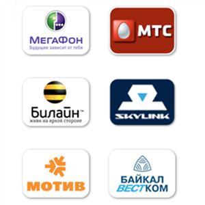 Операторы сотовой связи Саргатского