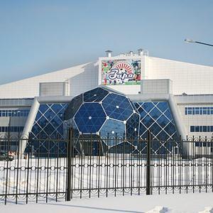 Спортивные комплексы Саргатского