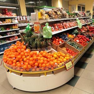 Супермаркеты Саргатского